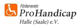 Logo ProHandicap Halle (Saale) e. V.