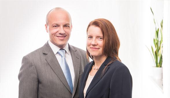Sandra und Rocco Landgraf, Steuerkanzlei Landgraf, Roßbach, Halle/Saale, Steuerberater in Sachsen-Anhalt, Saalekreis